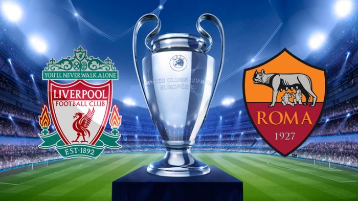 Link Live Streaming Liga Champions di SCTV : Liverpool Vs As Roma Pukul 01.45 WIB