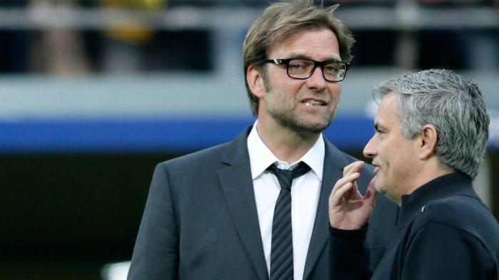 Liverpool Vs Manchester United, The Reds Kehilangan 3 Bek, Mourinho Sindir Raihan Trofi Klopp