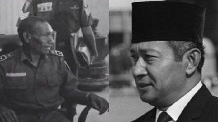 Sosok Lodewijk Mandatjan Pimpinan KKB Papua Era Soeharto, Punya 14 Ribu Pasukan, Pakai Senjata Tua