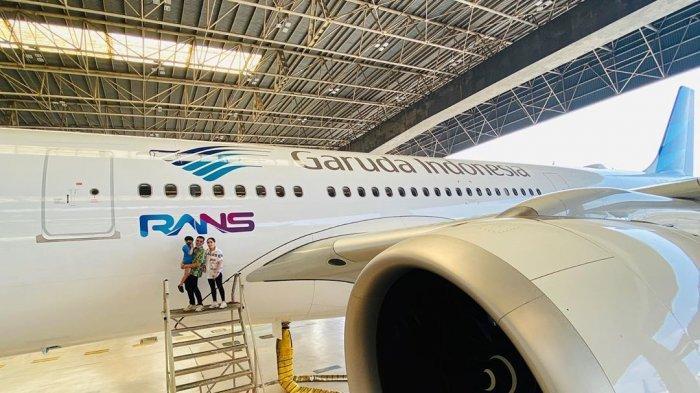Raffi Ahmad Pasang Logo RANS di Badan Pesawat Garuda A330, Cek Besaran Penghasilannya dari YouTube