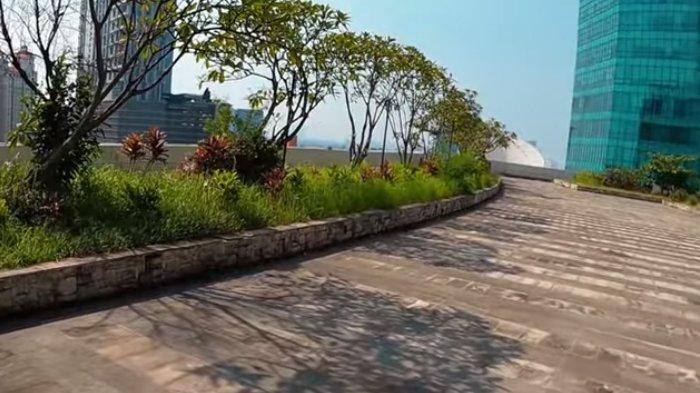 Lokasi acara pernikahan Ifan Seventeen dan Citra Monika