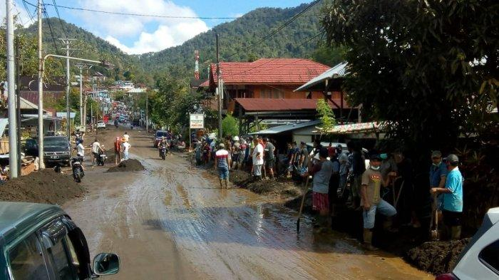 Warga Korban Banjir Bandang di Pangu Mitra Butuh Air Bersih