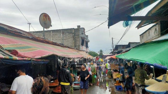 Harga Bawang di Pasar Girian Naik, di Pasar Sagerat Masih Stabil
