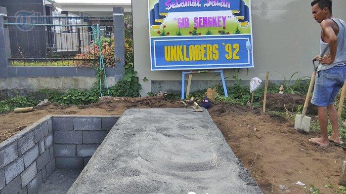 Jenazah Marthen Sengkey Langsung Dimakamkan, Tak Ada yang Boleh Masuk Keluar Universitas Klabat