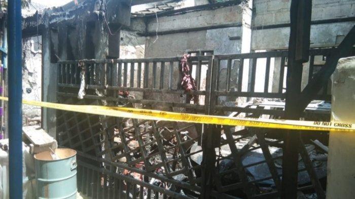 Berawal Dari Ledakan Kecil, Berikut Kronologi Kebakaran Rumah yang Menewaskan Satu Keluarga
