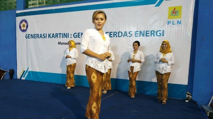 PI KK PLN UIW Suluttenggo Meriahkan Hari Kartini, GM Christyono Fasih Bikin Nasgor