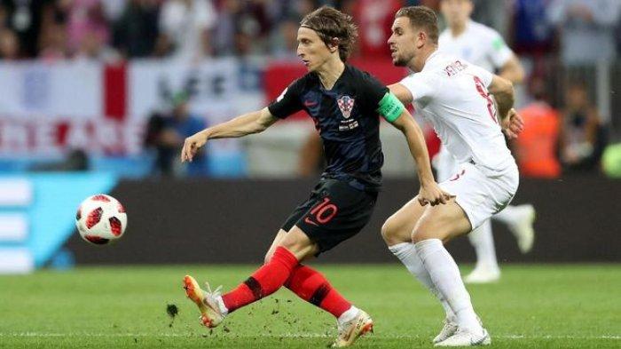 Luca Modric: Inggris Seharusnya Lebih Menghormati Kroasia