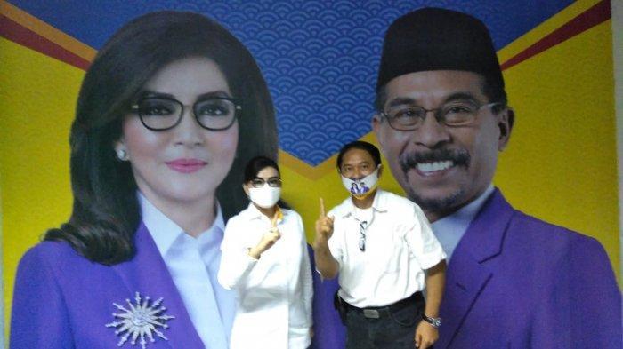 Wakil Ketua Golkar Sulut Lucky Mangkey: Elektabilitas CEP Sehan Melonjak Signifikan