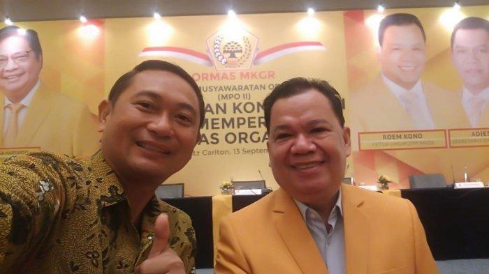 MKGR Sulut: Wajib Dukung Calon Kepala Daerah yang Diusung Golkar