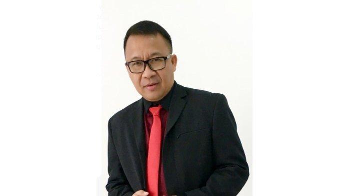 Olly Dondokambey Ungkap NamaPdt Lucky Rumopa Disurvei PDIP di Pilkada Manado
