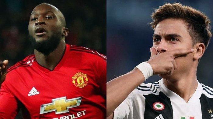 Tukar Guling dengan Romelu Lukaku, Man United Tetap Harus Bayar 55 Juta Euro, Tapi Bukan ke Juve