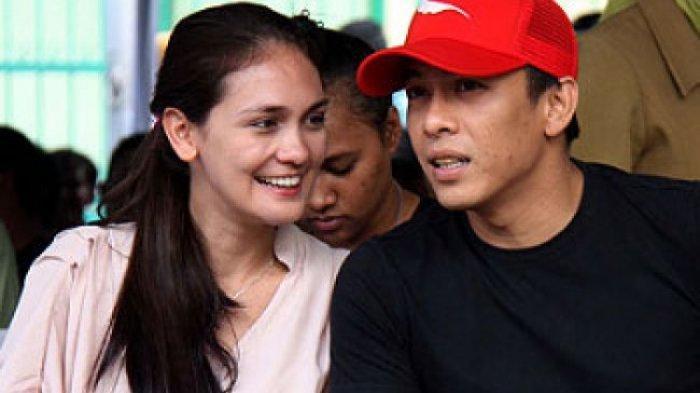 Luna Maya Kedapatan Joget Asyik Bersama Ariel NOAH, Netizen: Semua Berkat Reino Barack