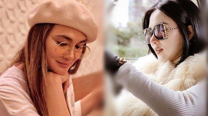Beredar Foto Jadul Syahrini dan Luna Maya Saat Sedang Bersama, Keduanya Lakukan Hal Ini
