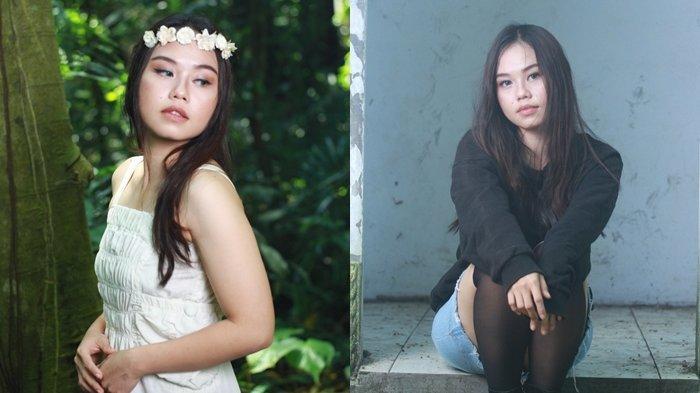 Wanita Cantik Lydia Elita Kaunang Ingatkan Masyarakat Pentingnya Pakai Masker