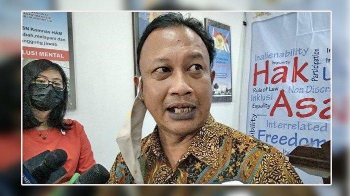 KPK Belum Respons Surat Panggilan Komnas HAM, Anam: Kami Mau tau Ada Pelanggaran HAM tidak?