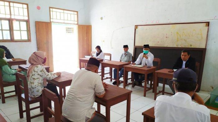 Madrasah Aliyah Salahuddin Wahid Buyat Sudah Resmi Beroperasi
