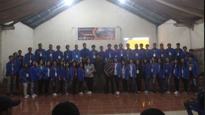 Mahasiswa Prodi Teknik Informatika Unima Gelar Malam Kebersamaan diWilliam Resort