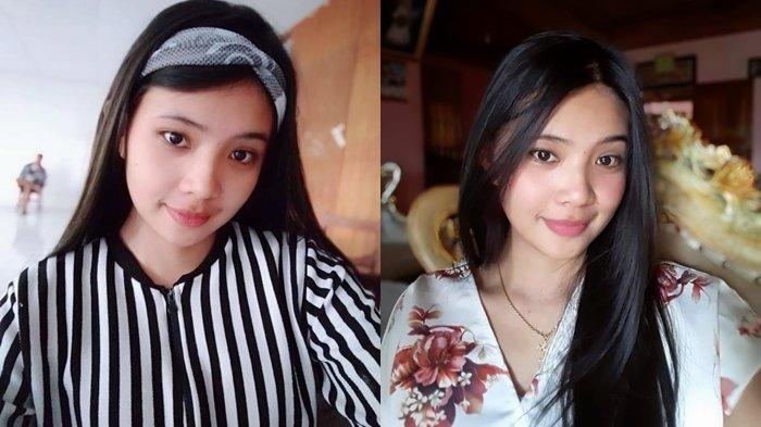 Mahasiswi Cantik dari Universitas Negeri Manado (UNIMA) Injilia Triana Jacobis.