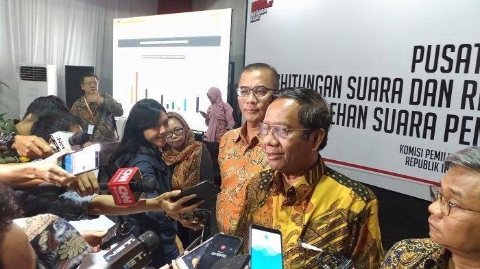 Mahfud MD Dianggap Gagal Dorong Jokowi Perihal Perppu KPK yang Tak Kunjung Diterbitkan