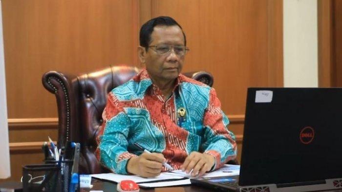 Mahfud MD : Dana Pilkada Sudah Disiapkan Pemerintah, KPU Silakan Masukan Rincian Operasional