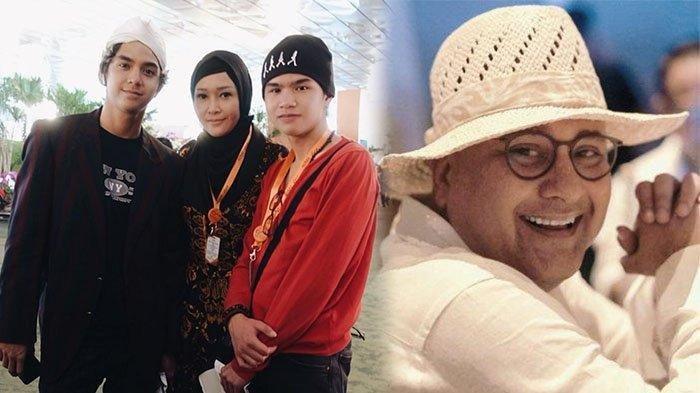 Irwan Mussry Tak Mau Jadi Ayah Al, El, dan Dul, Maia Estianty Beri Reaksi Seperti Ini