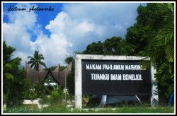 Bni Donasi Rp 30 Juta Untuk Rawat Makam Imam Bonjol Tribun Manado