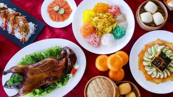 Selain Barongsai dan Angpao, Makanan Pembawa Keberuntungan Berikut Juga Khas Imlek