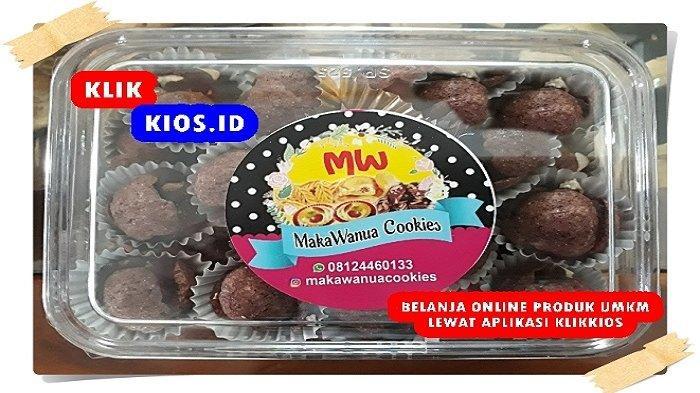 Belanja Yuk! Ada Kue Kering Makawanua Cookies di Kios UMKM Sulut