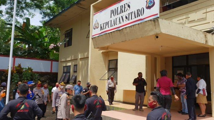 HUT Ke-75 Bhayangkara, Ini Harapan Masyarakat Kabupaten Sitaro kepada Polri