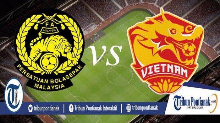 LINK Live Streaming Malaysia Vs Vietnam, Final Leg Pertama Piala AFF 2018