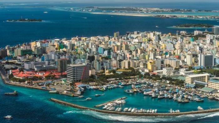 Maladewa, Negara Berpenduduk Hanya 400.000 Jiwa Saat Ini Kondisinya 'Kacau Balau'