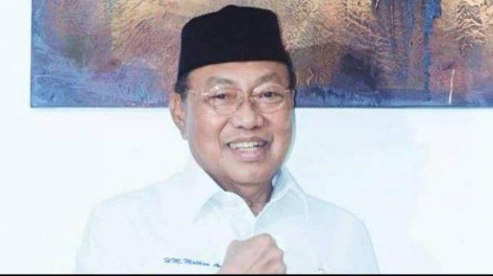 Sosok Malkan Amin, Calon Bupati yang Wafat di Hari Pencoblosan, Dikenal Dekat dengan Mantan Wapres