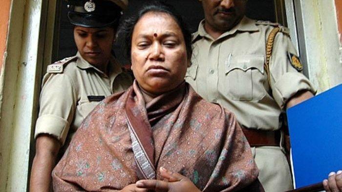 GEGER! Wanita Ini Jadi Pembunuh Berantai Pertama di India, Para Korban Diracuni Sianida