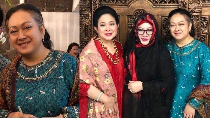 Sosok Mamiek Soeharto Putri Bungsu Soeharto, Paling Jarang Disorot, Lebih Pilih Berkebun dan Beramal