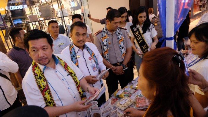 Mor Bastiaan Buka Pameran Manado Fiesta di Mantos 3, Inilah Beragam Potensi Wisata yang Dipamerkan