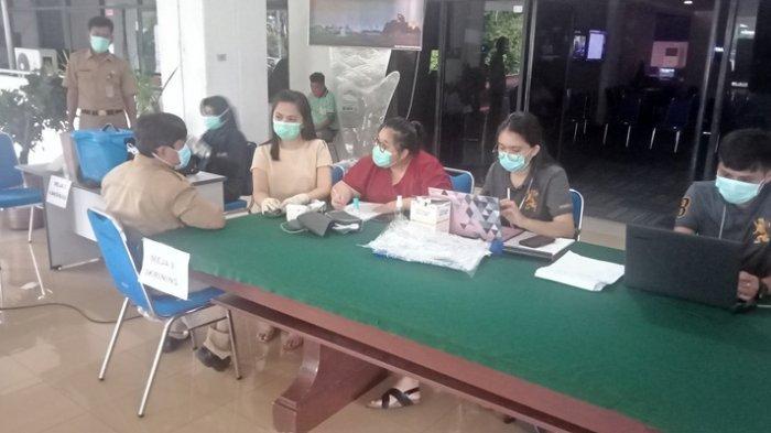 Perjuangan 'Berdarah-Darah' Keluar dari Zona Merah,Vicky Lumentut Imbau Tetap Terapkan Prokes