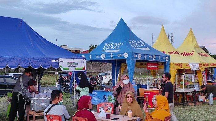 Manado Ramadan Fair di Boulevard II, Sindulang, pilihan tepat untuk berbuka puasa.