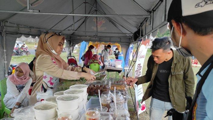 Berbuka Puasa Sambil Menikmati Sunset, ke Manado Ramadan Fair Aja di Boulevard II