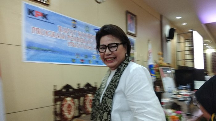 Wakil Ketua KPK 'Warning' Calon Kepala Daerah di Sulut, Januari-Februari 4 Calon Kena OTT KPK