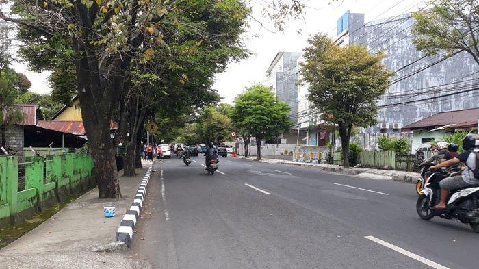 Traffic Update - Begini Situasi Lalu Lintas di Jalan Ahmad Yani