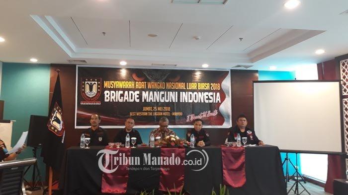 Siang Ini, Brigade Manguni Indonesia Gelar Pelantikan Tonaas DPT-BMI