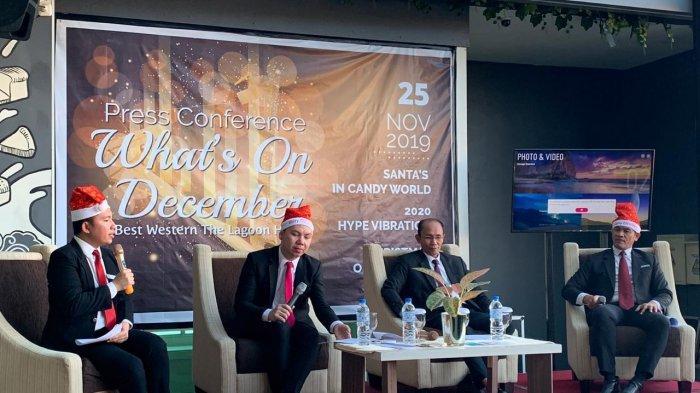 Best Western The Lagoon Hotel Manado Hadirkan Event Spesial Sambut Natal dan Tahun Baru
