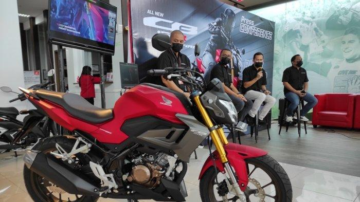 DAW Bukukan Indent 40-an Unit All New Honda CB150R Streetfire, Jaga Market Share di Atas 50 Persen