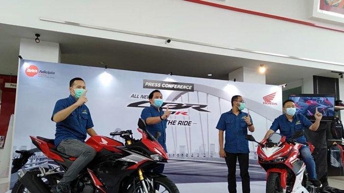 All New Honda CBR150R Mengaspal di Sulut, Harga OTR Sulut Mulai Rp 37,8 Juta