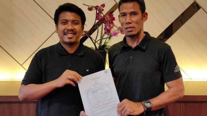 Manajemen Sulut United Resmi Kontrak Pelatih Kiper Persis Solo Gantikan Arjuna Rinaldi