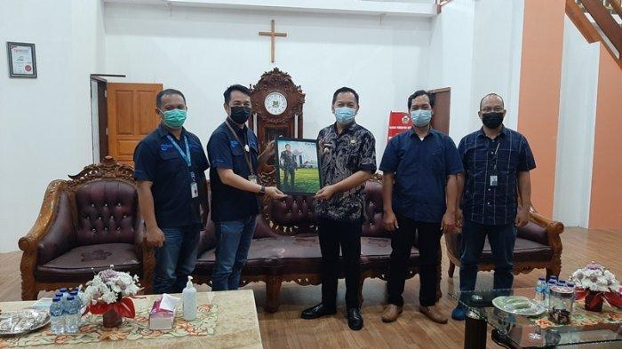 Topang Program CS-WL, Tribun Manado Siap Bantu Promosikan Potensi Wisata Kota Tomohon