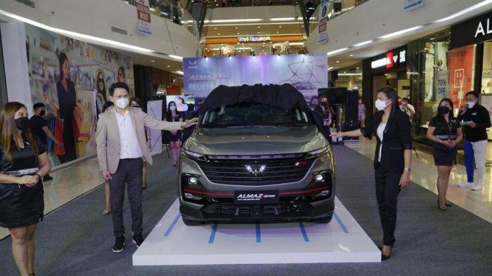 Wuling Almaz RS Mobil Pintar Mengaspal di Sulut, ini Fitur-fitur Canggih yang Dimilikinya