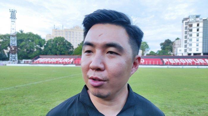 Manajer Tim Sepakbola PON Sulut, Michael Thungari