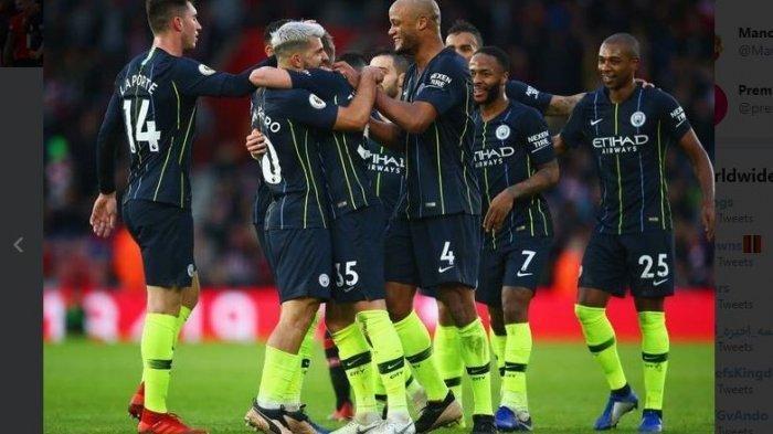 Hasil Lengkap Liga Inggris Pekan ke-20 - Tottenham Keok, Manchester City Kembali Tempati Runner-up