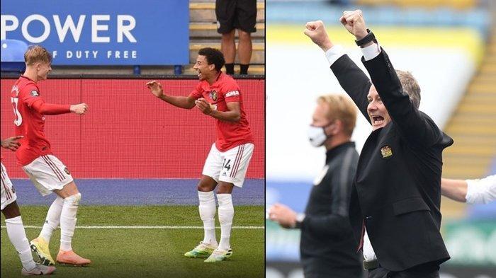 Sempat Terseok-seok Dipapan Tengah Klasemen, Kini Manchester United Pastikan Tiket ke Liga Champions